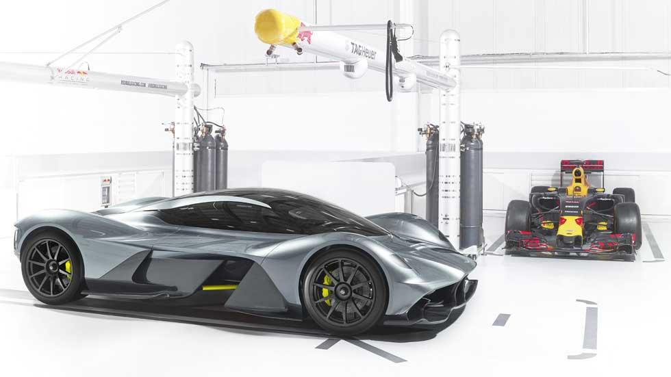 AM-RB 001: así es el hiperdeportivo de Aston Martin y Red Bull