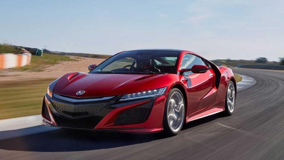 Honda NSX: probamos el nuevo superdeportivo de Alonso