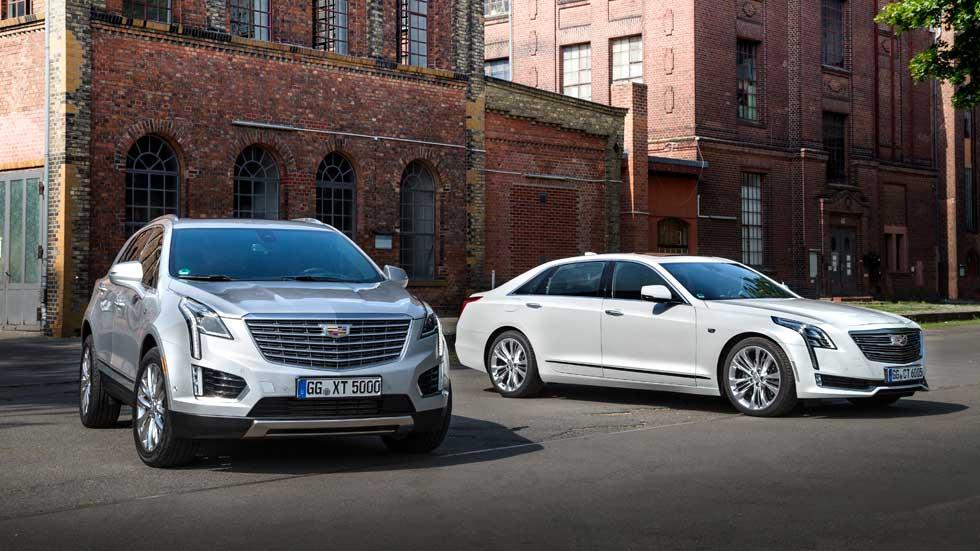 Cadillac CT6 y XT5, precios de la berlina y el SUV en Europa