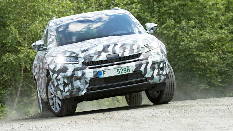 Skoda Kodiaq: probamos el nuevo SUV de siete plazas