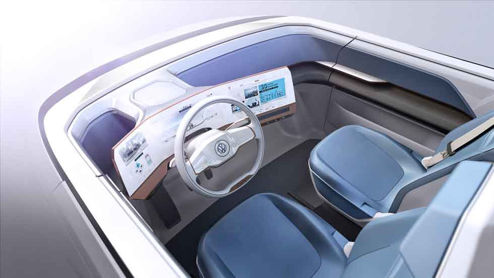 Volkswagen creará un sistema que conectará tu casa y tu coche