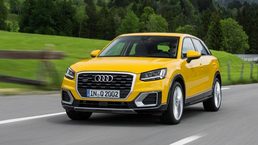 Audi Q2 1.0 TFSI: probamos un nuevo SUV de 3 cilindros
