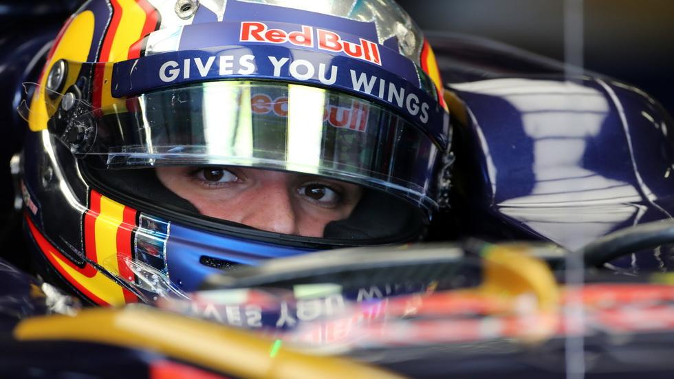 GP de Gran Bretaña de F1: a Carlos Sainz le encanta Silverstone