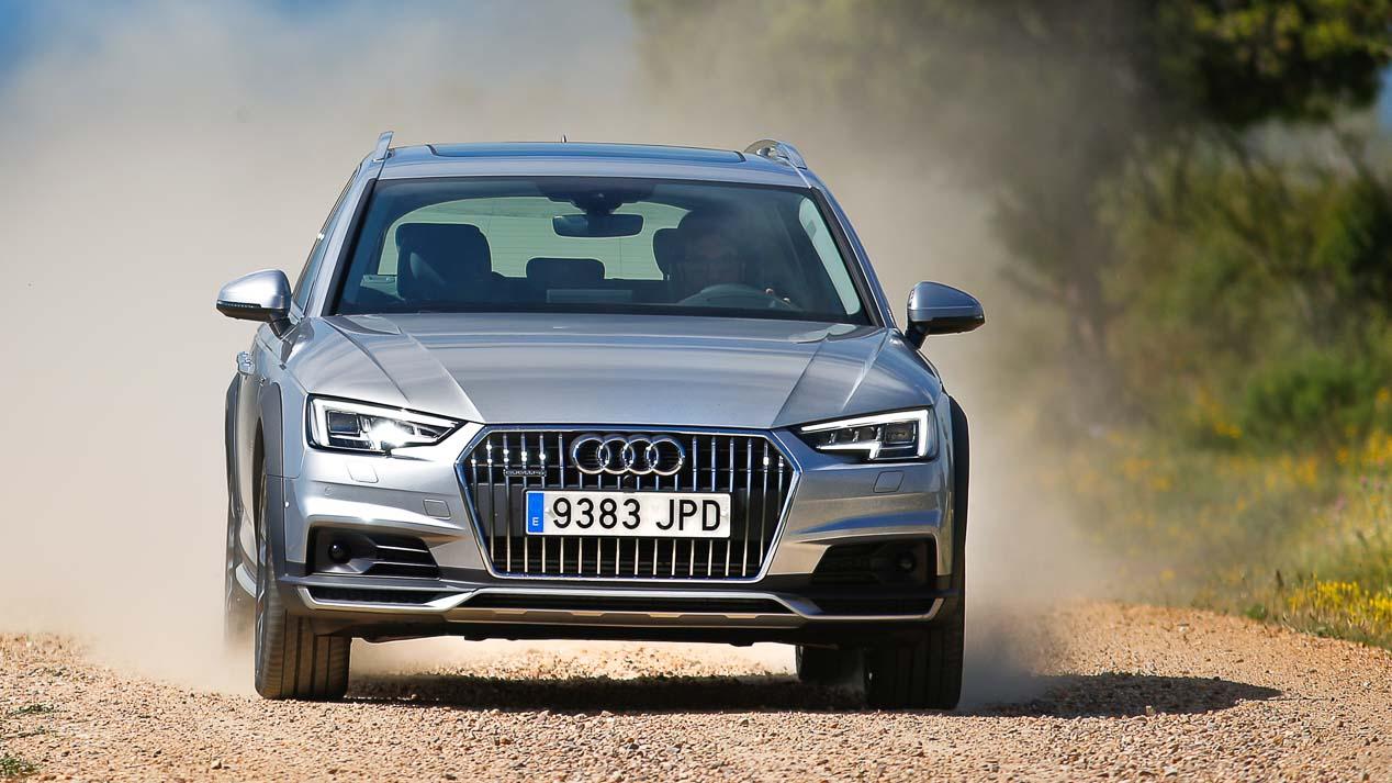 Audi A4 Allroad 3.0 TDi/218 Quattro, ¿el mejor Audi A4?