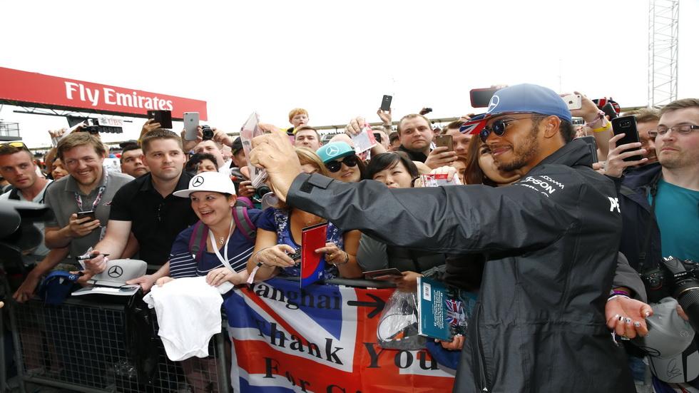 Gran Premio de Gran Bretaña de F1: primera sesión de entrenamientos libres