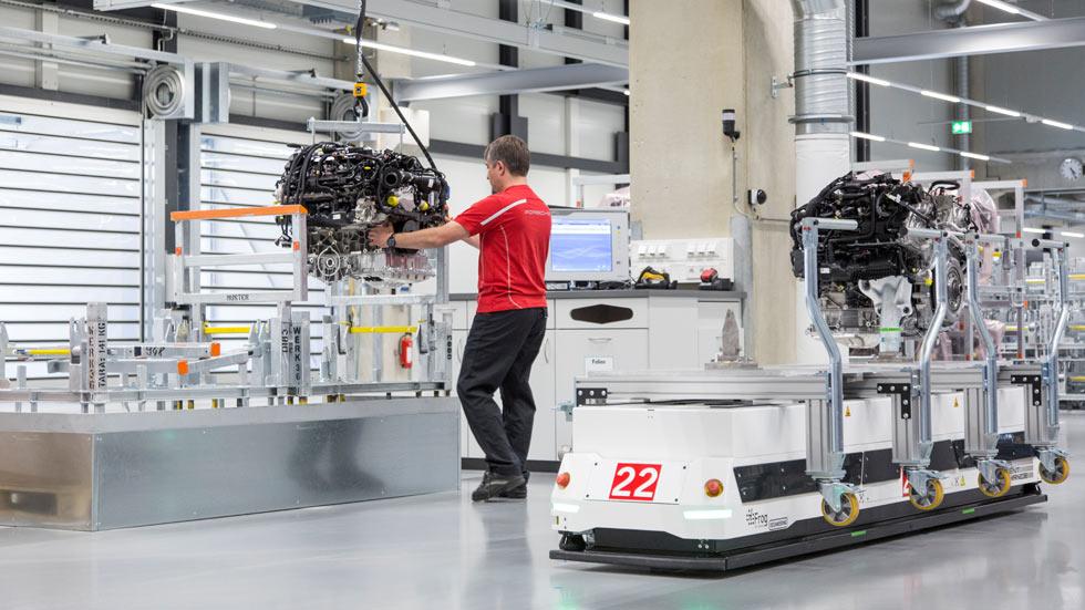 Porsche hará los motores V8 del Grupo Volkswagen