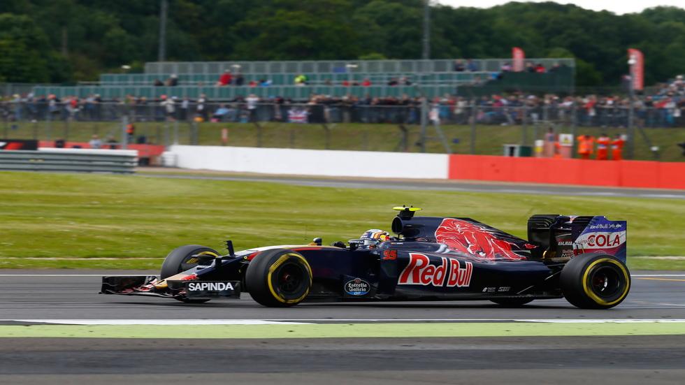 Gran Premio de Gran Bretaña: El viernes de Carlos Sainz