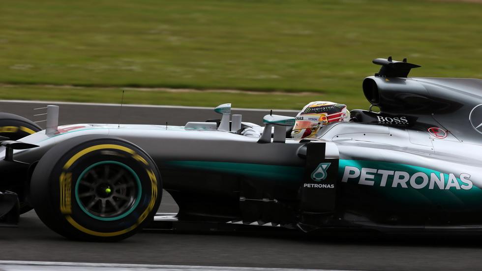 Gran Premio de Gran Bretaña: Calificación