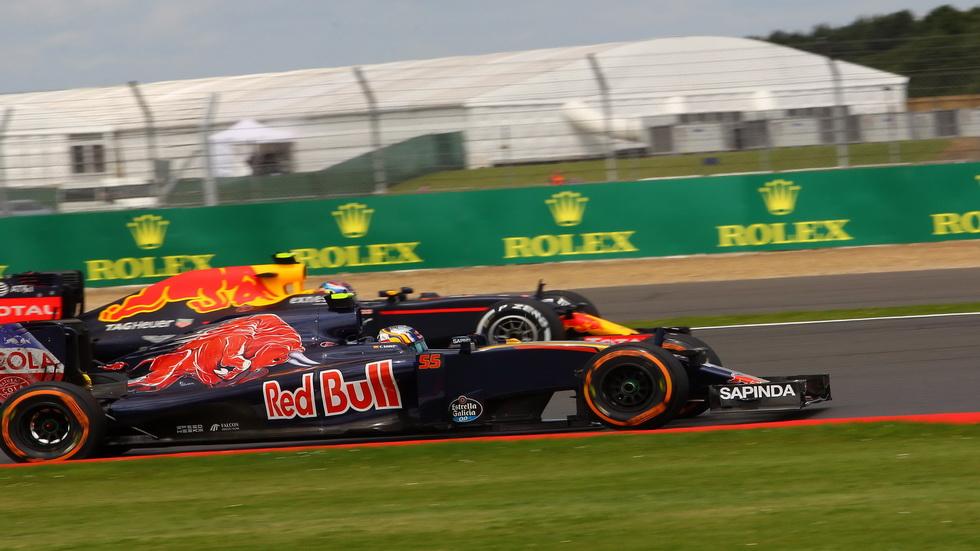 Gran Premio de Gran Bretaña: Carlos Sainz, octavo en calificación