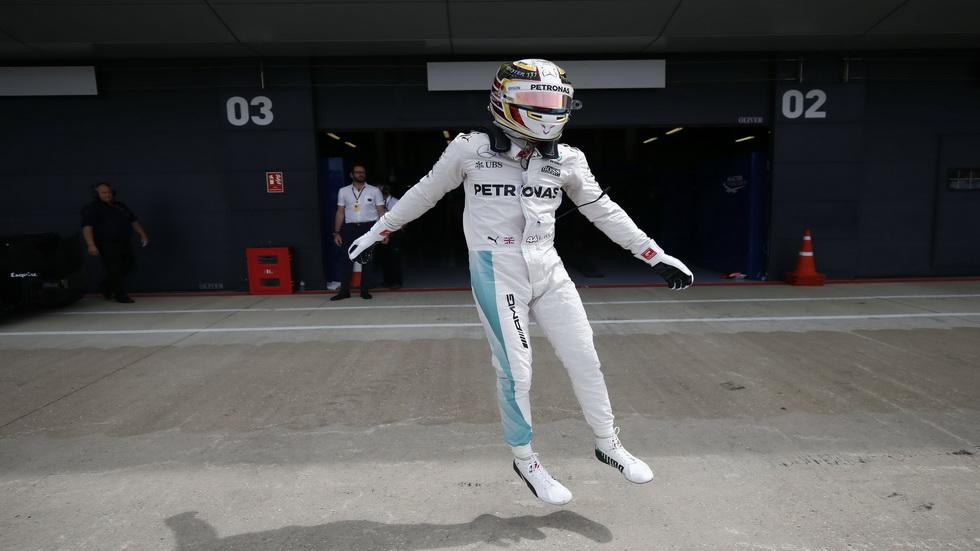 Gran Premio de Gran Bretaña: Carrera