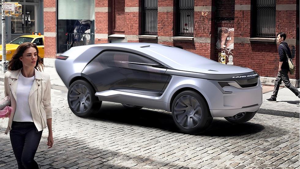 Aegis: el SUV autónomo más seguro, según Land Rover