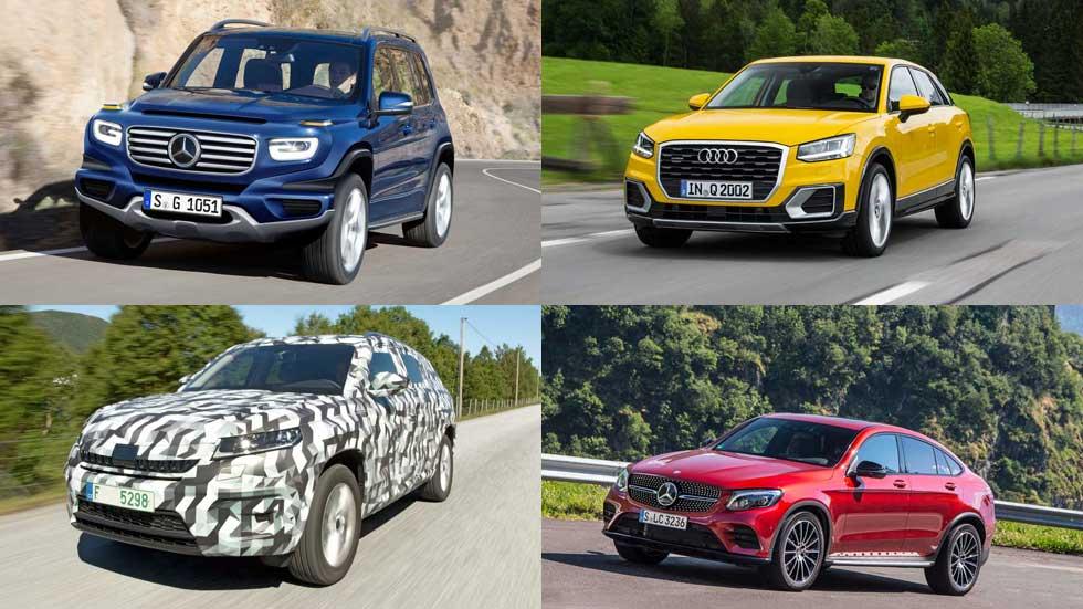 Revista Autopista 2968: los SUV del futuro que serán tendencia