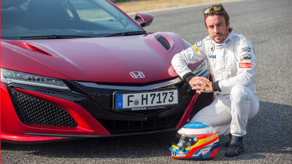 Los espectaculares coches de calle de los pilotos de Fórmula 1