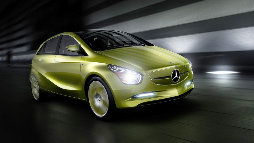 Mercedes tendrá un coche eléctrico de lujo, ¡que tiemble Tesla!