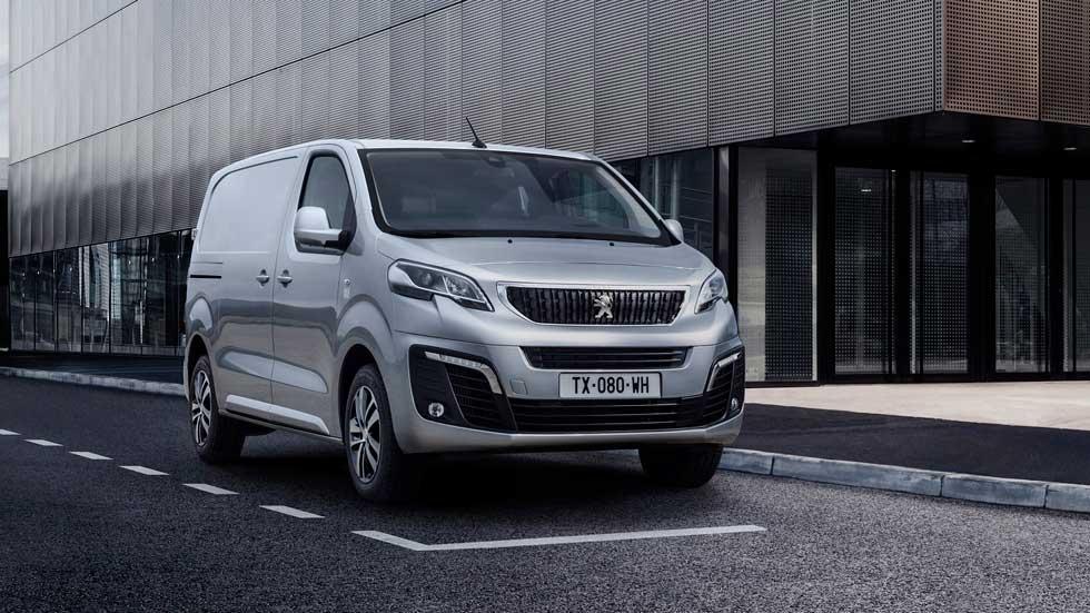 La nueva Peugeot Expert llega a los concesionarios