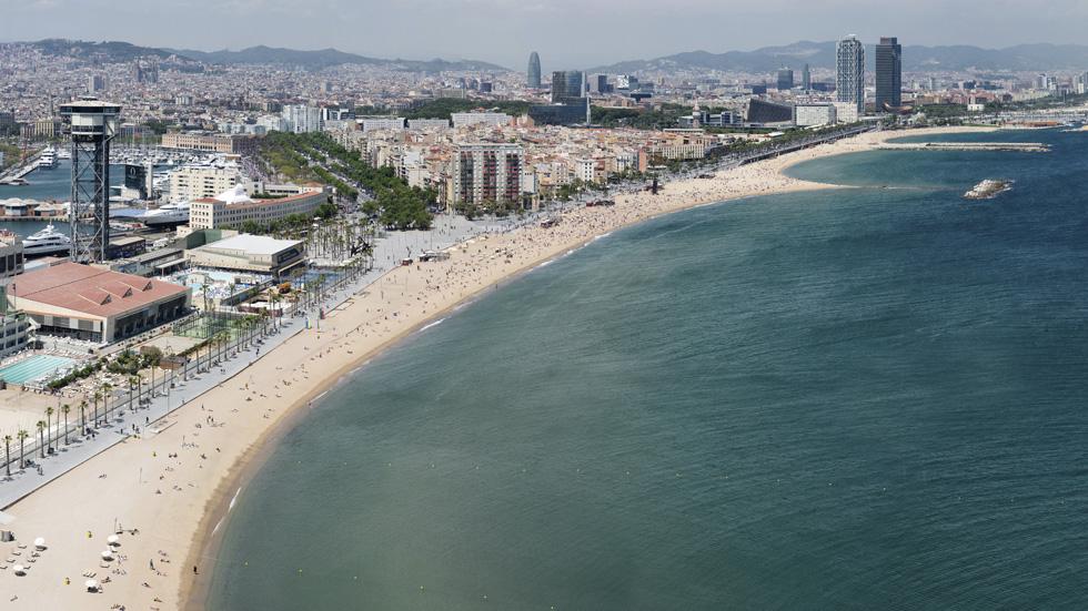 Las playas españolas donde peor se aparca son...