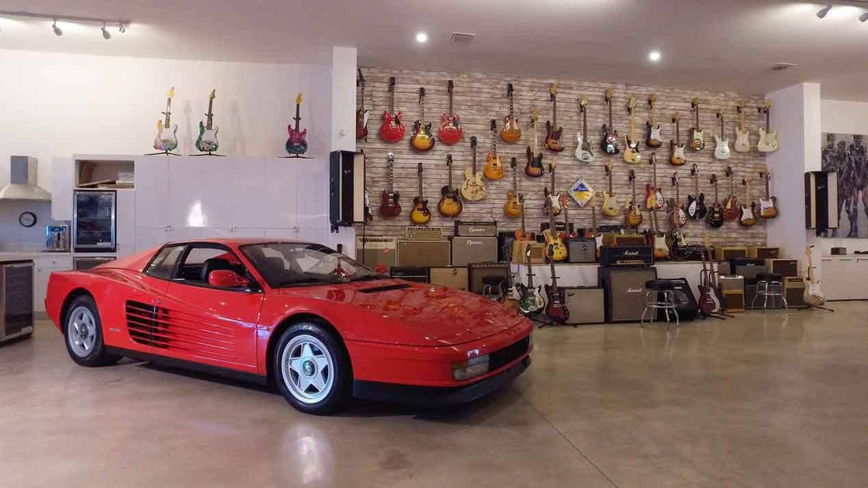 Walt Grace Vintage: coches y guitarras eléctricas con pedigrí (vídeo y fotos)