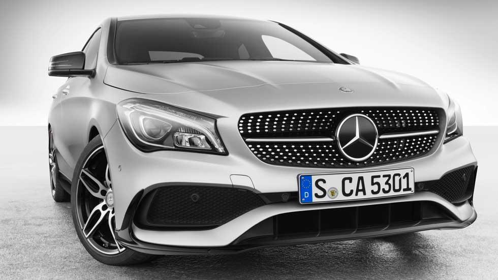 Actualiza tu Mercedes CLA al estilo deportivo AMG