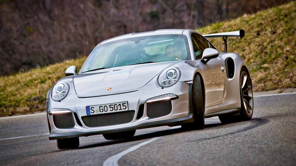 Porsche 911 GT3 RS: prueba a fondo del ¿último GT3 atmosférico?