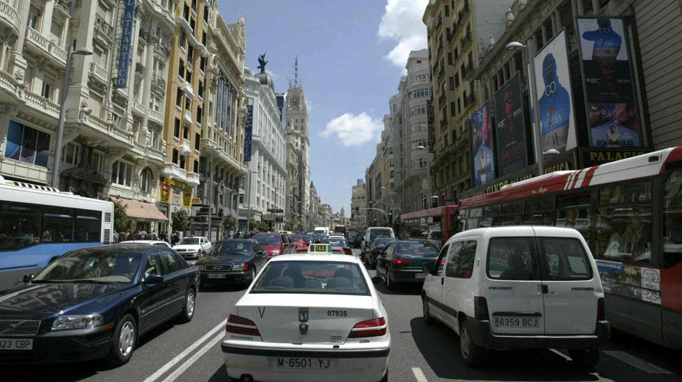 Madrid tendrá 12 nuevos aparcamientos disuasorios