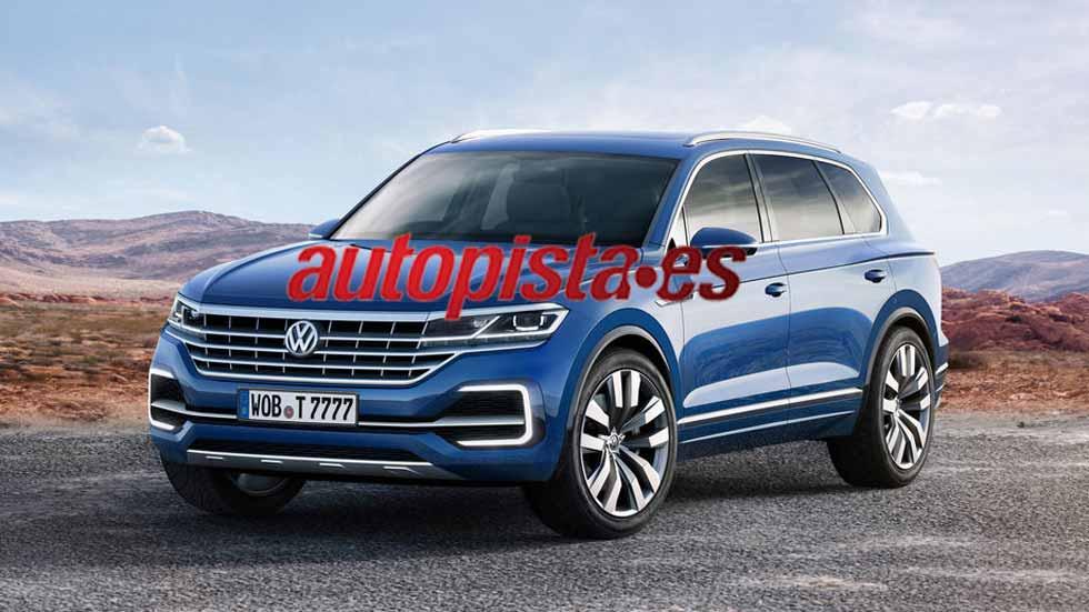 Futuro de Volkswagen: más modelos SUV y coches eléctricos