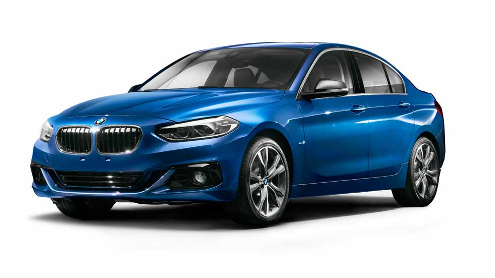 BMW da luz verde al nuevo Serie 1 Sedán