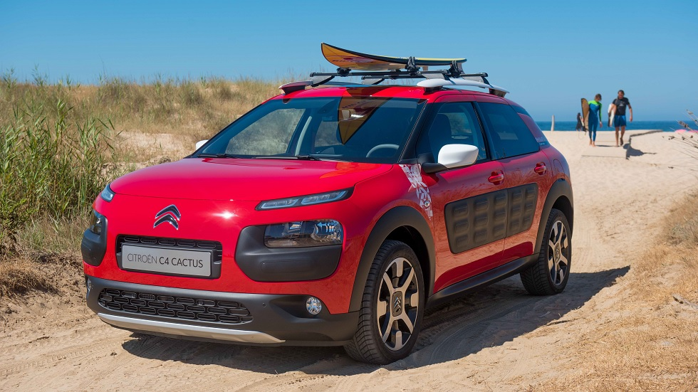 Citroën C4 Cactus Rip Curl: precios para España