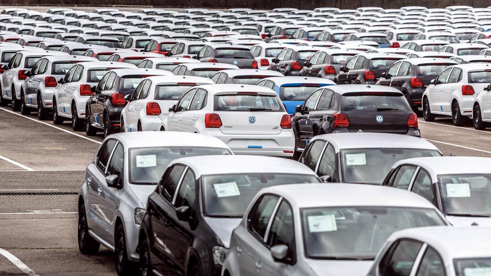 Ventas de coches en Europa: más de 8 millones de unidades