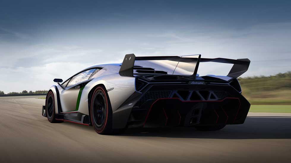 Los coches deportivos con los alerones más espectaculares