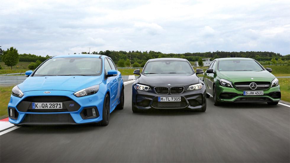 Revista Autopista 2969: 10 coches a prueba