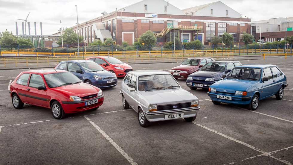 Ford Fiesta: 40 años de un superventas