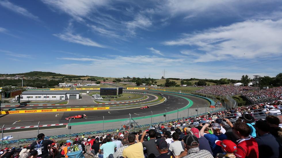 Gran Premio de Hungría de F1: Previo