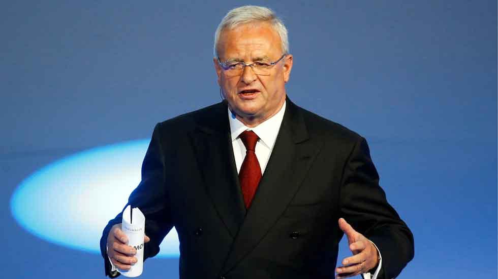 EE.UU. señala al expresidente de Volkswagen como máximo responsable del Dieselgate