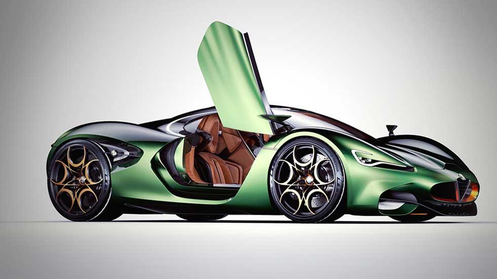 Alfa Romeo Furia: ¿el supercoche que reforzará a Alfa?