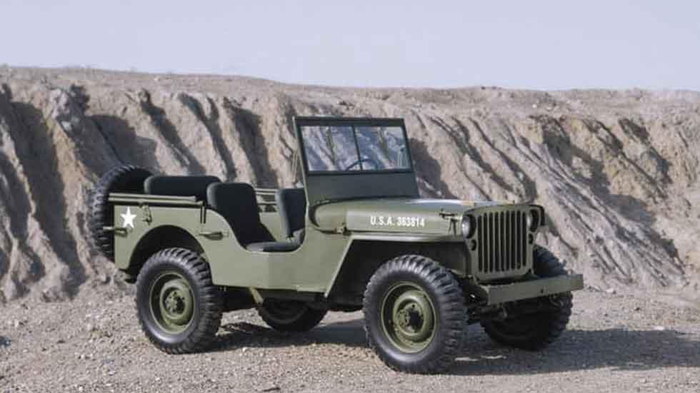 Jeep Wrangler 75th Salute: ¡feliz 75 aniversario! (video y fotos)