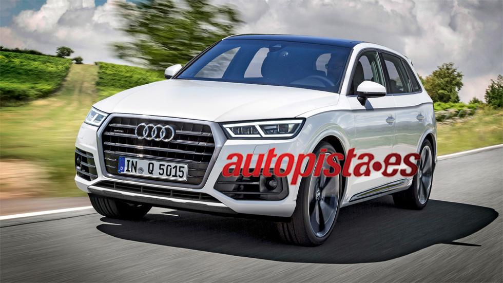 Nuevo Audi Q5 2017: comienza la cuenta atrás