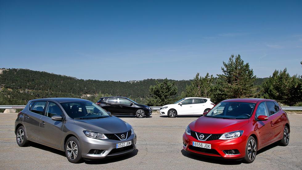 Guía de compra: ¿qué Nissan Pulsar te interesa más?