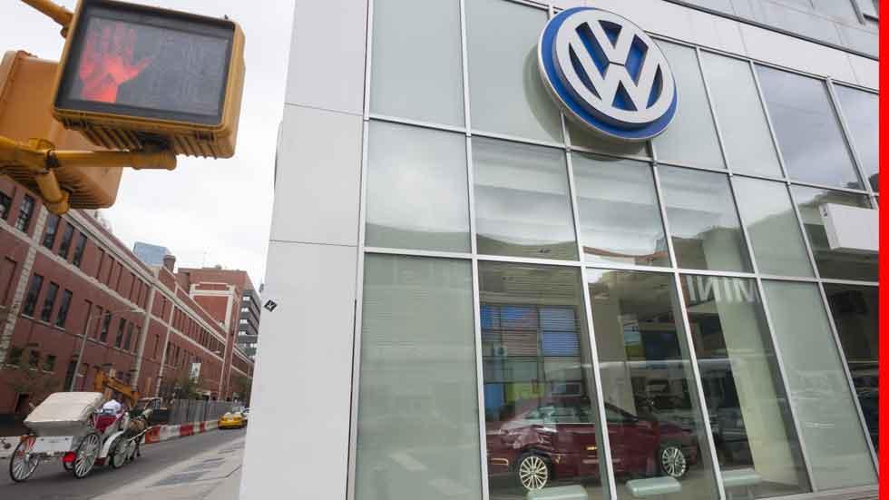 Escándalo Diesel de las emisiones: VW provisiona 2.200 millones de euros