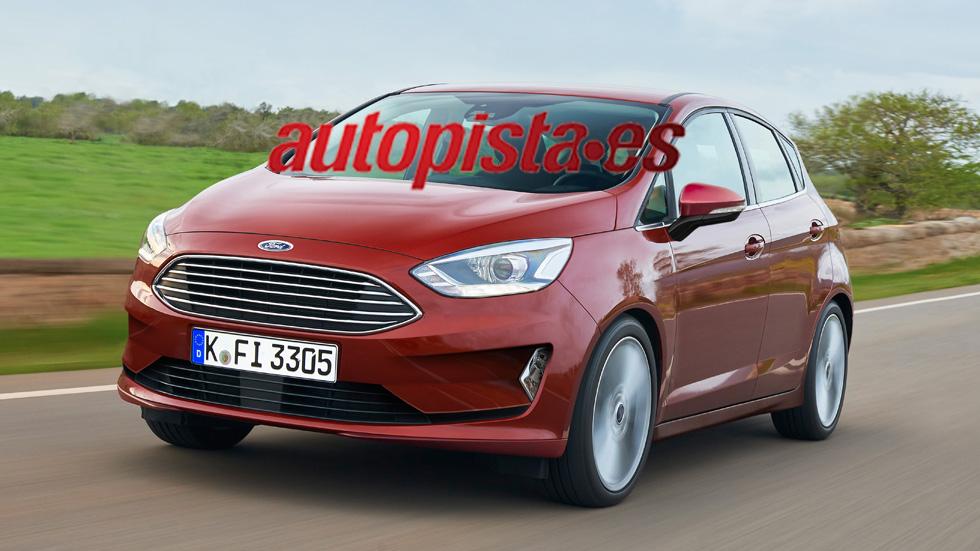 Ford Fiesta 2017: primeros datos y fotos