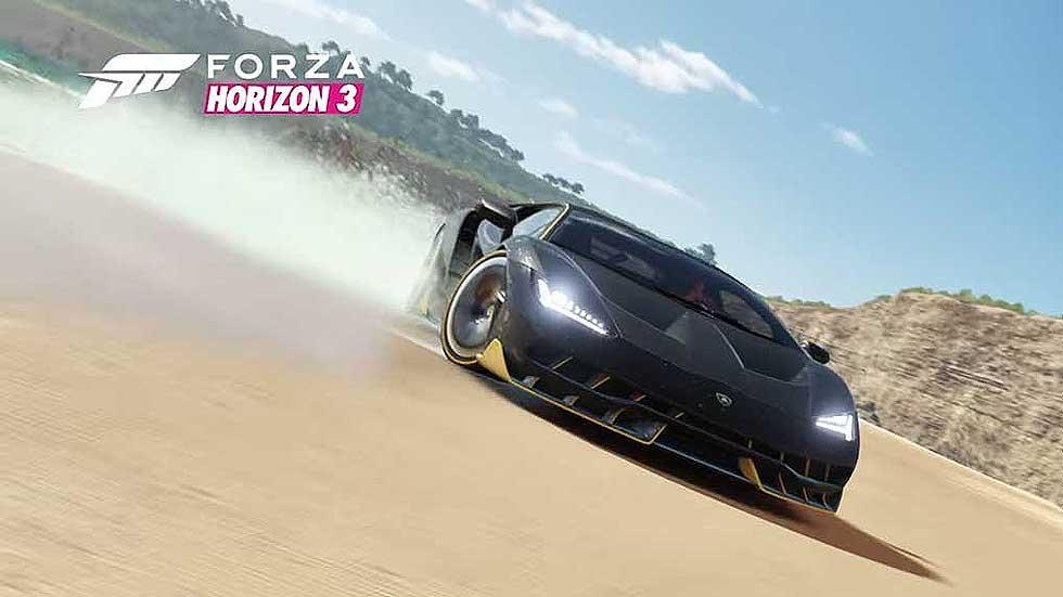 Los mejores coches del videojuego Forza Horizon 3 2016