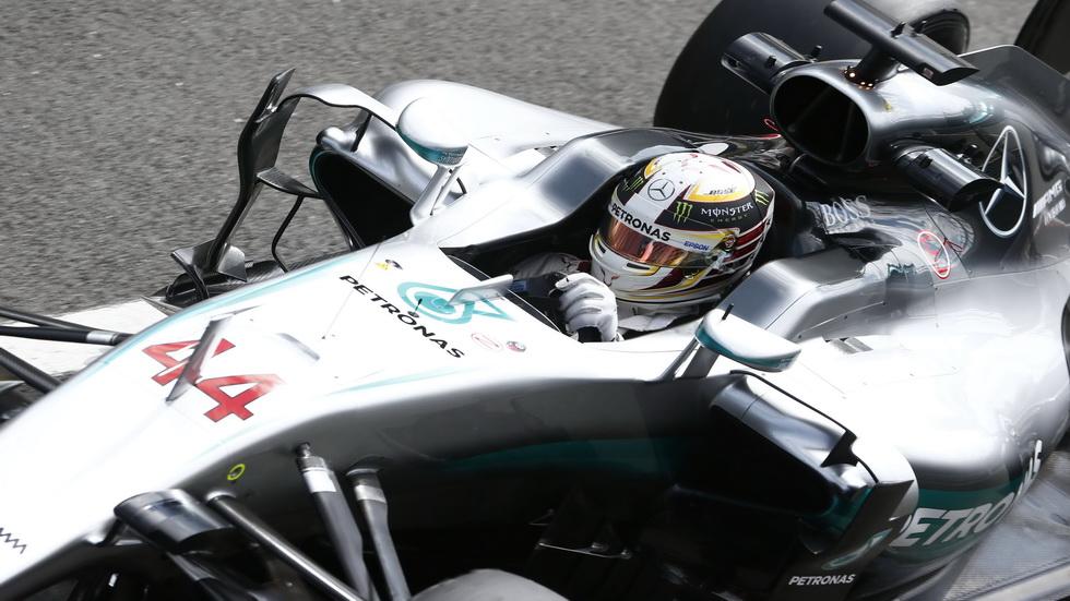 Gran Premio de Hungría: Primera sesión libre