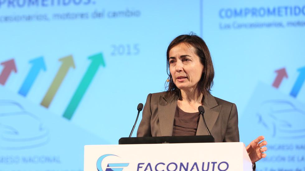 Dimite la directora de la DGT, María Seguí