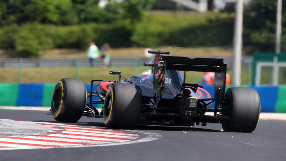 Gran Premio de Hungría: Alonso cambia de motor