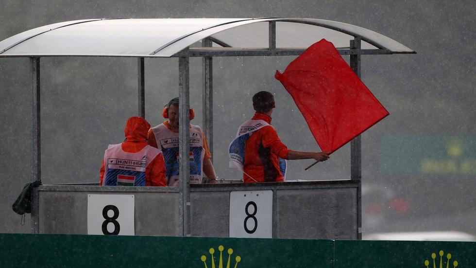 Gran Premio de Hungría: Calificación