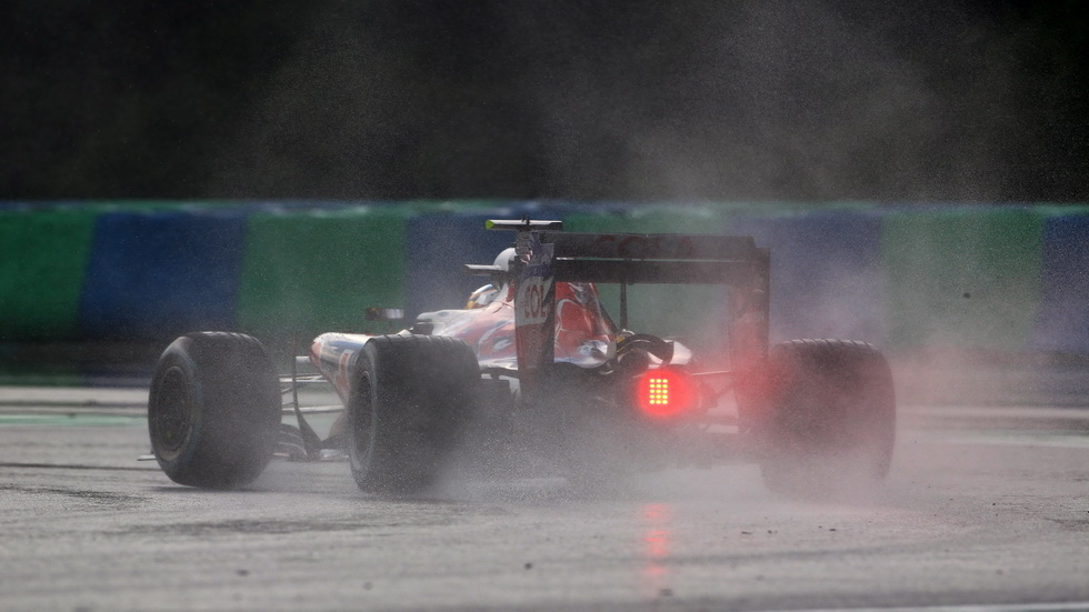 Gran Premio de Hungría: Carlos Sainz se calificó sexto