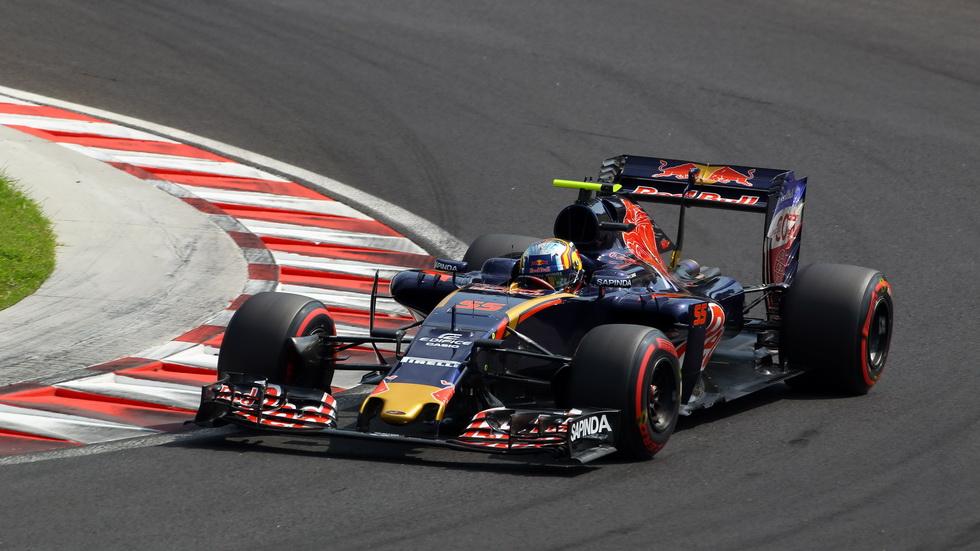 Gran Premio de Hungría: Carlos Sainz se clasificó octavo