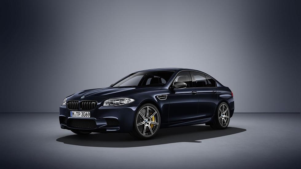 BMW M5 Competition Edition, sólo 200 unidades y 600 CV