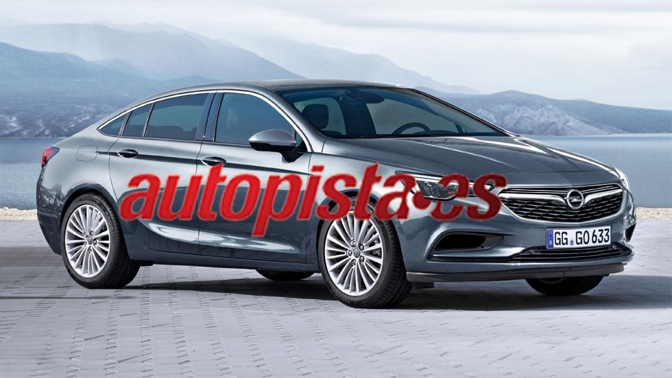 Revista Autopista 2.970: así serán los nuevos BMW X3 y Opel Insignia