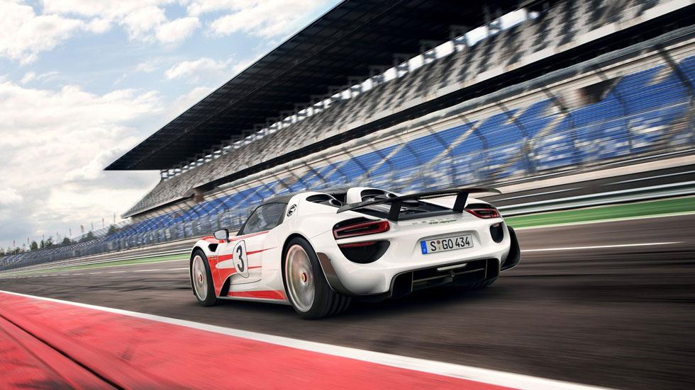 Los 50 coches más rápidos en acelerar de 0 a 200 km/h
