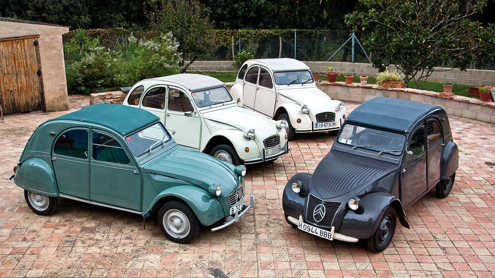 coches para el recuerdo citro n 2cv. Black Bedroom Furniture Sets. Home Design Ideas